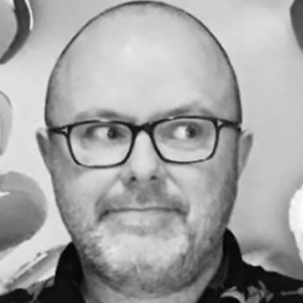 headshot of Antony Mayfield