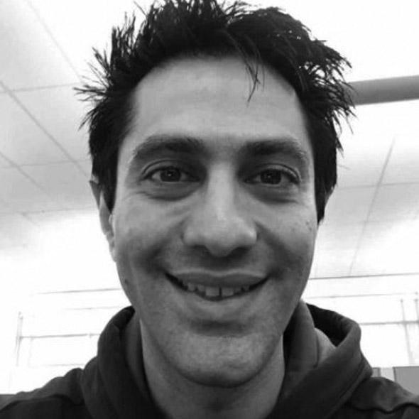 headshot of Sam Jebeli-Javan