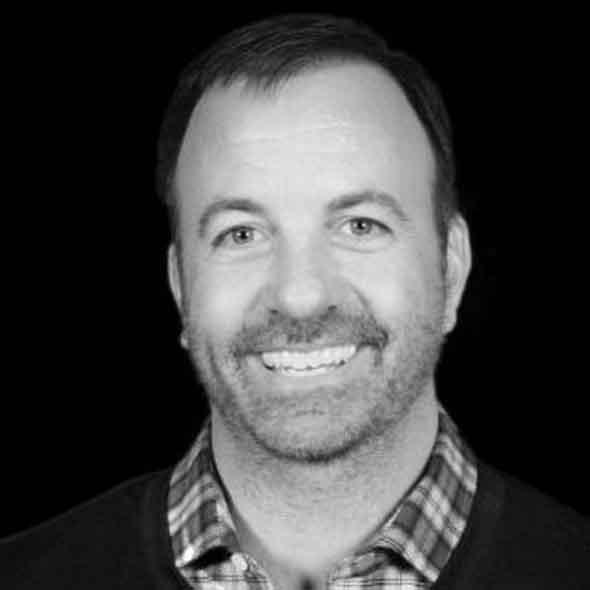 headshot of Mike Densmore