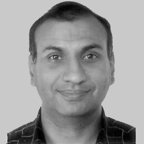 headshot of Sundeep Kumar