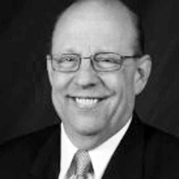headshot of Dr. David W. Loewy
