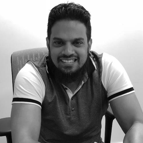 headshot of Khadir Fayaz