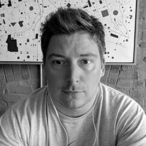 headshot of Stefan Maczkowski