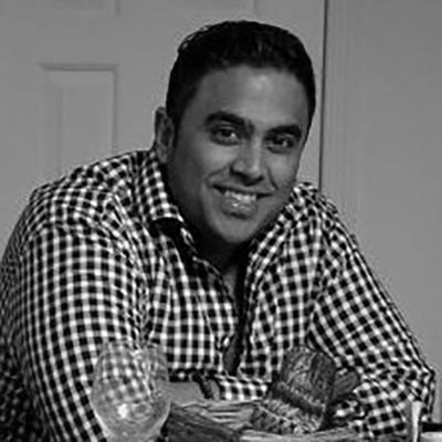 headshot of Shan Jegatheeswaran