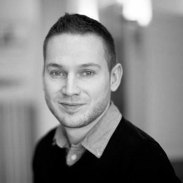 headshot of Jakob Mølgaard Holm