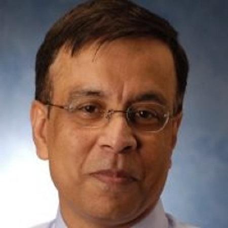 headshot of Pradip K. Banerjee