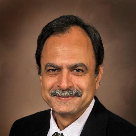 headshot of Haresh Malkani