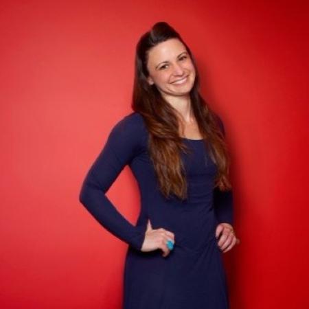 headshot of Alexandra Scebold