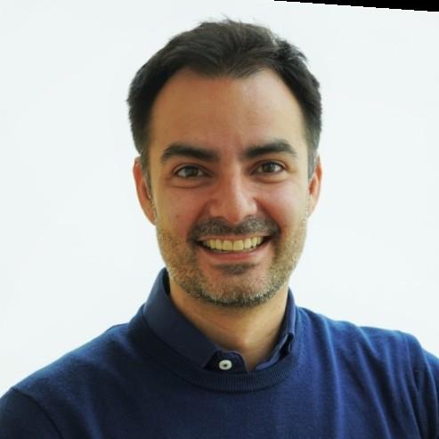headshot of Chris Crespo