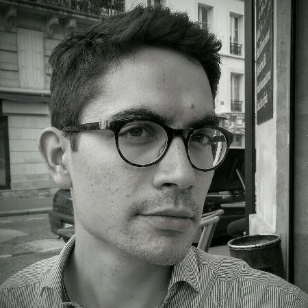 headshot of Dimitri Rodrigues