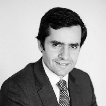 headshot of Gonçalo Santos