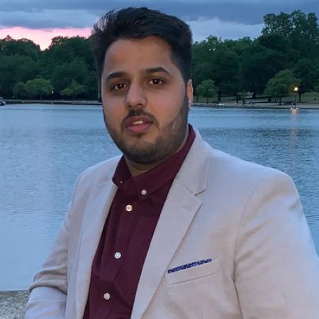 headshot of Hassan Waqar