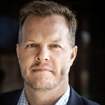 headshot of Jesper Toubøl