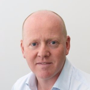 headshot of Paul Clark