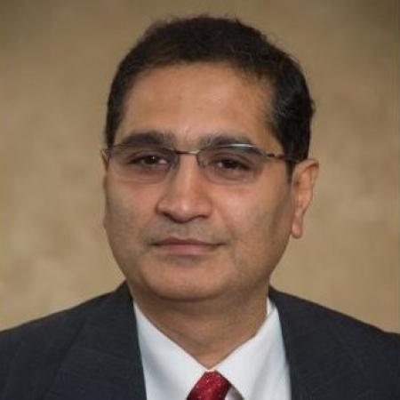 headshot of Prabhu Chandrasekhar