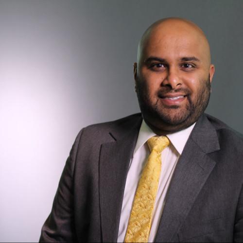headshot of Prem Ipe