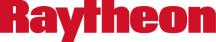 Logo of Raytheon