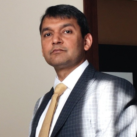 headshot of Ritesh Agrawal