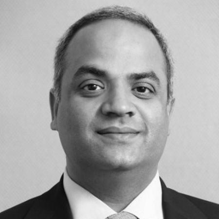 headshot of Viren Agrawal