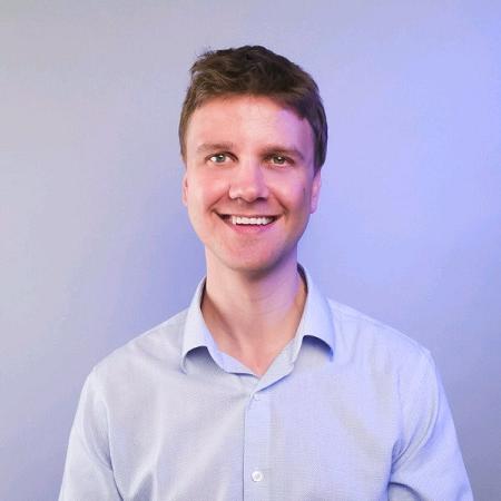 headshot of David Meckstroth