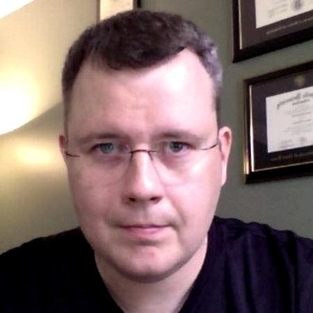 headshot of David  Dietrich