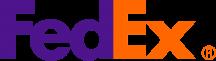 Logo of FedEx