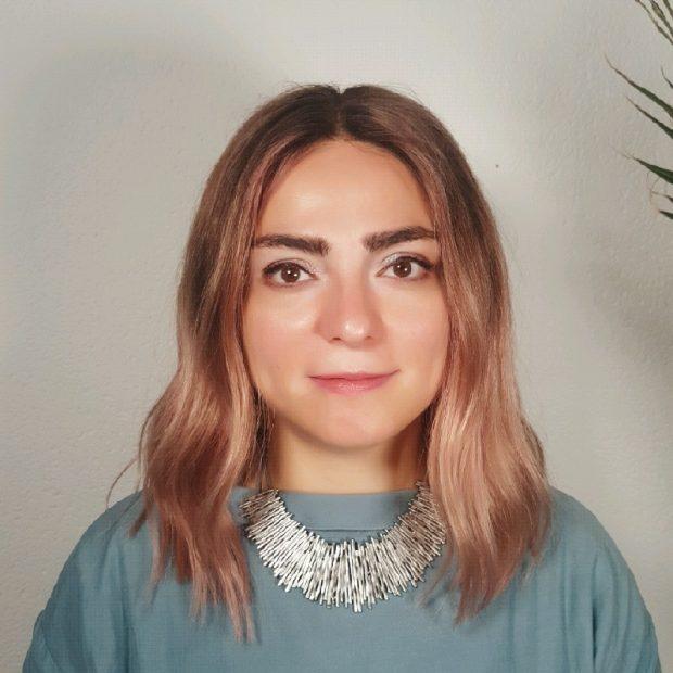 headshot of Gaye Soykök
