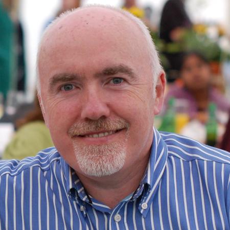 headshot of Gerry Waterfield