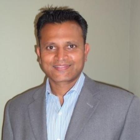 headshot of Hemal Mehta