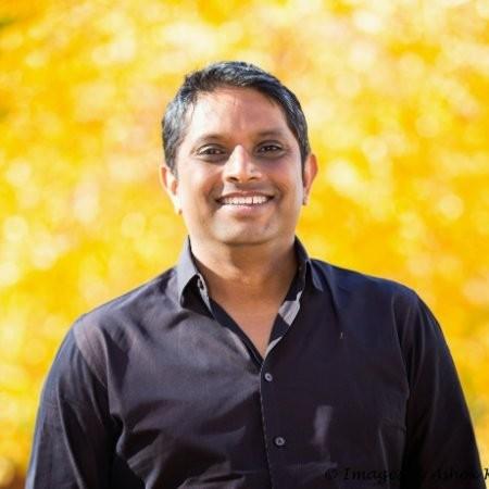headshot of Hitesh Patel