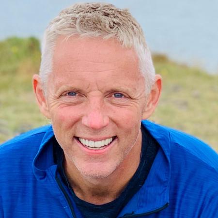 headshot of John Liebler