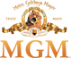 Logo of Metro-Goldwyn-Mayer