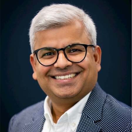 headshot of Ritesh Jain