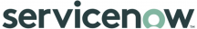 Logo of ServiceNow