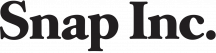 Logo of Snap Inc.