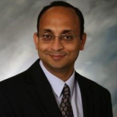 headshot of Ranjan Ghosh