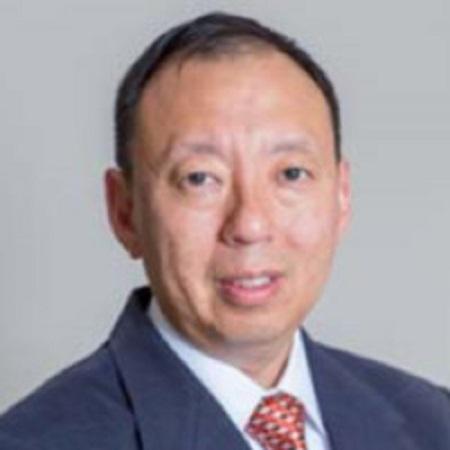 headshot of David Tong