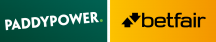 Logo of Paddy Power Betfair
