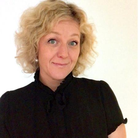 headshot of Krista Korelin