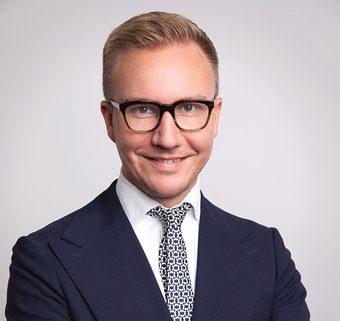 headshot of Mikko Knuuttila