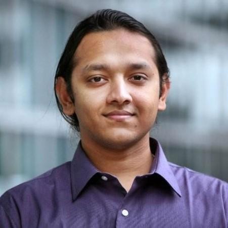 headshot of Pallav Agrawal