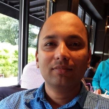 headshot of Rahul Mundke