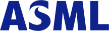 Logo of ASML