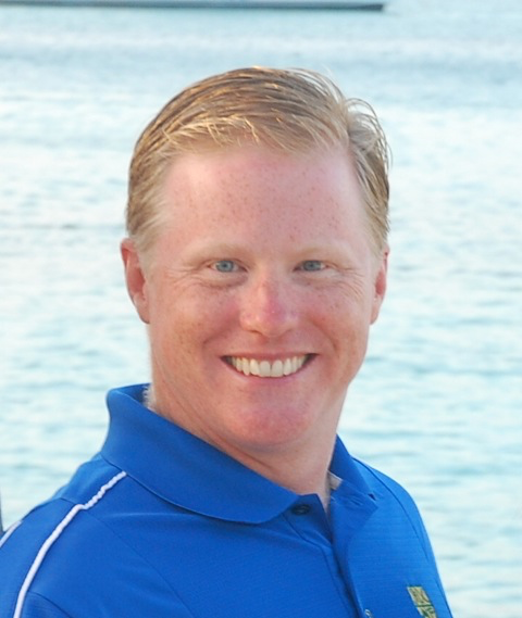 headshot of Kevin Carley