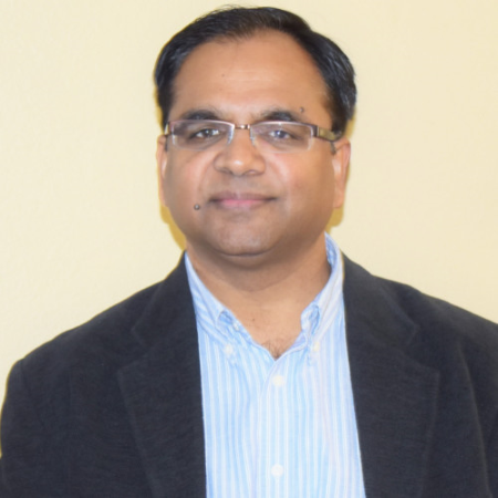 headshot of Prabhakar Kasu