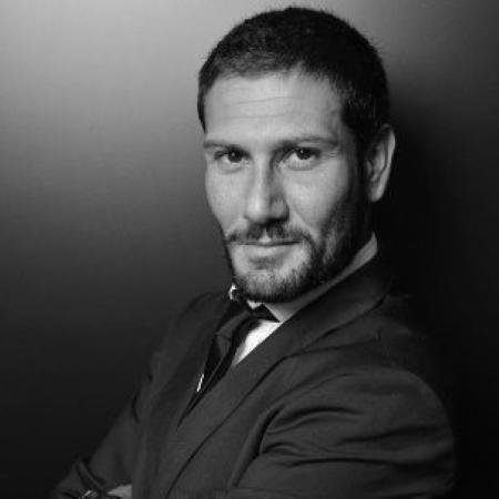headshot of Sergio Munao