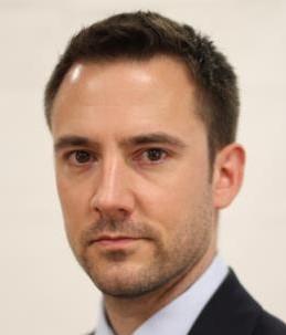 headshot of Daniel May