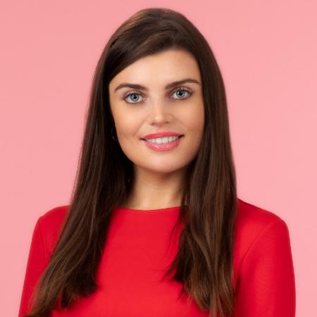 headshot of Kate Gleeson