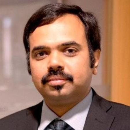 headshot of Raghavendra Rao Krishnamurthy