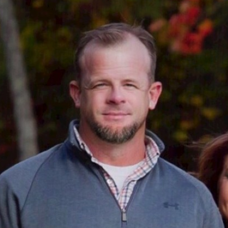 headshot of Chad Smith